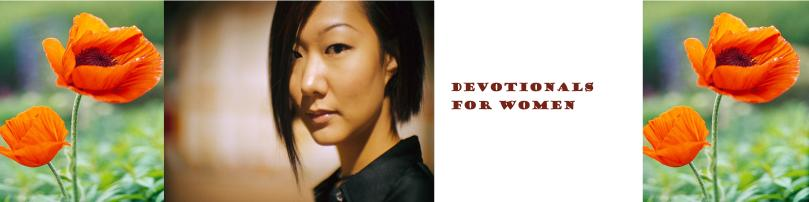 Devotions for Women header 1