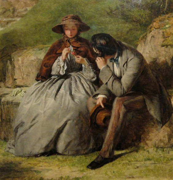 the-lovers-by-william-powell-frith-18551
