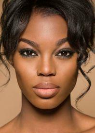 african american woman headshot