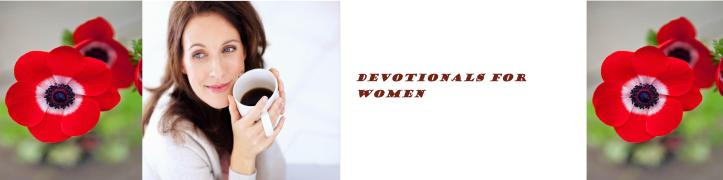 Devotions for Women header 2