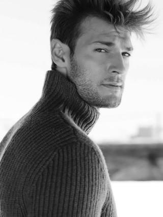 Dan Murphy in sweater