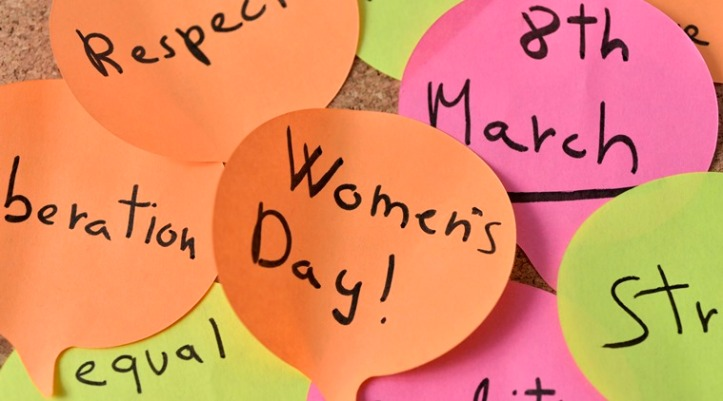 womens day and gender equality concepts