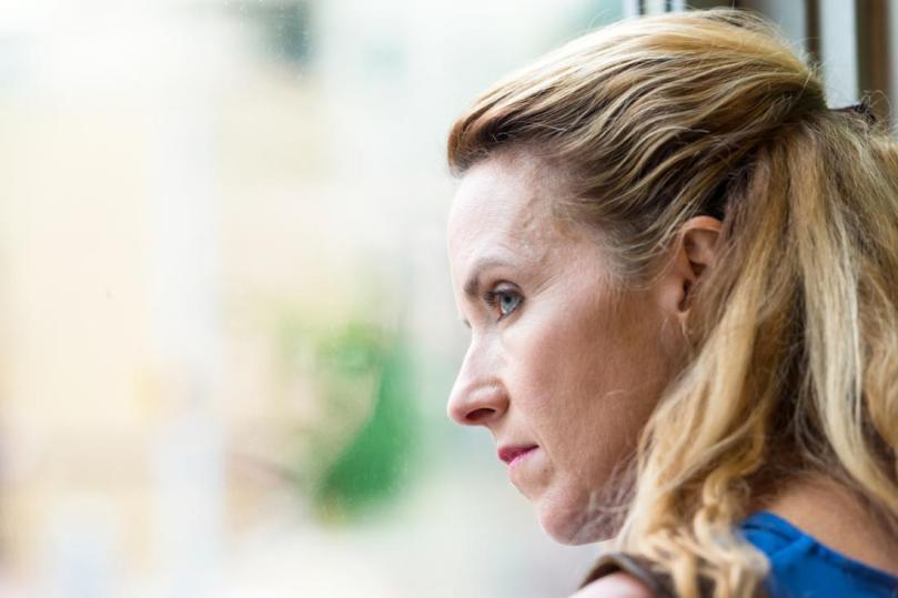 mature-pensive-woman